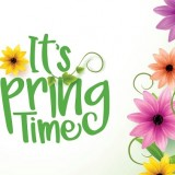 21-03-2016 It's spring! Are you ready for spring fever