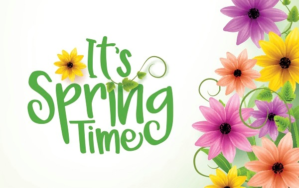 It's spring! Are you ready for spring fever?