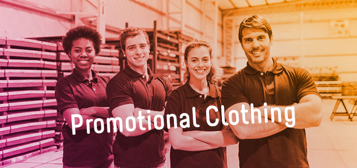 Promote Your Brand with Clothing